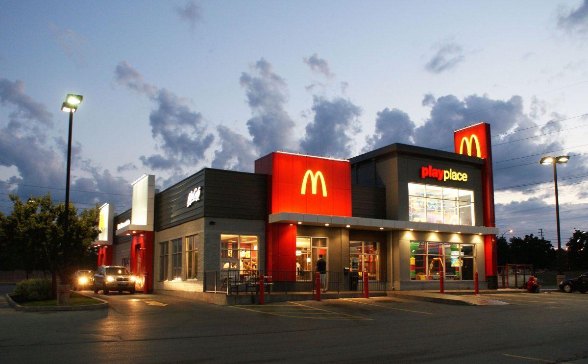 McDonald's: Your Favorite Quick Meal Destination!