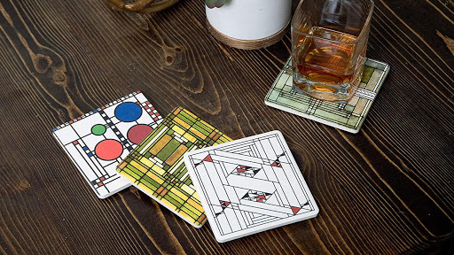 Custom drink coaster – for various occasions