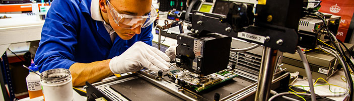 Get The Best Industrial Electronic Services