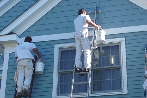 Benefits of hiring a professional home painting service