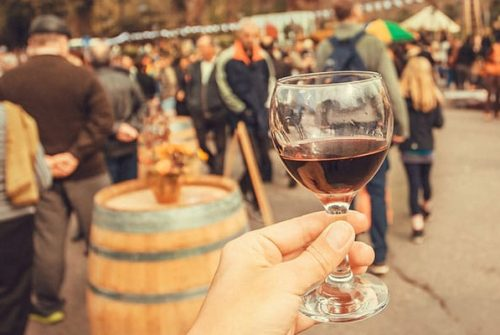Food and Wine Festival in Australia