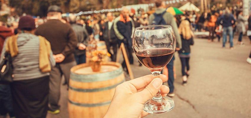 Food and Wine Festival in Australia
