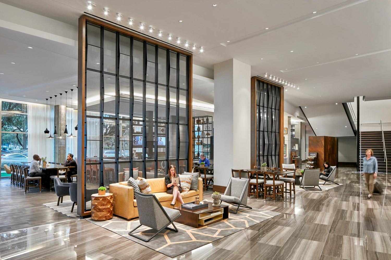 interior design for hospitality