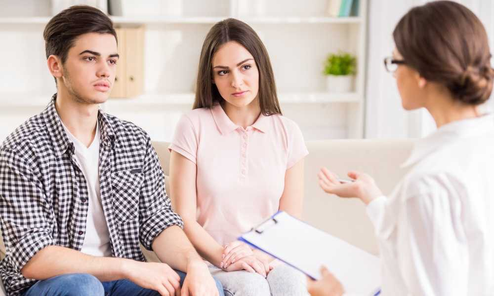 Advantages of marriage counseling