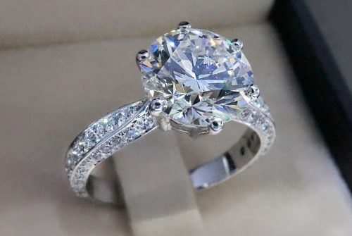 Buying diamonds is now not only joyful but also uplifting towards the backward sections of the society