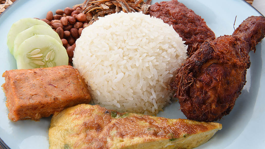 Get The Best Yishun Park Hawker Centre Nasi Lemak To Taste True Malaysian Flavours?