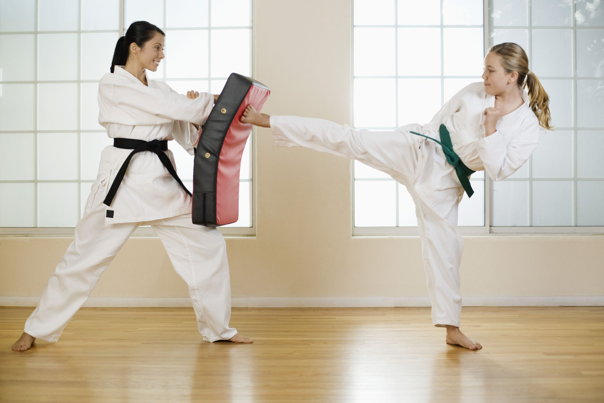 Why to learn martial arts?